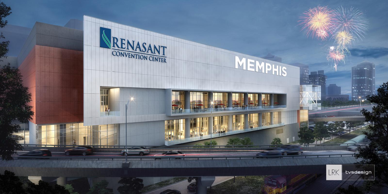 Renasant Convention Center