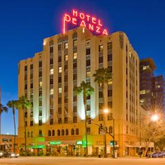 Hotel De Anza - The San Jose Hotel